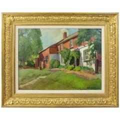 Oil on Canvas, Signed Hurst Balmford