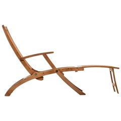 Kaare Klint Lounge Chair by Rud Rasmussen in Denmark
