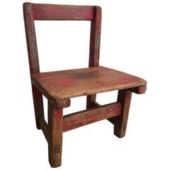 Oaxaca Child's Chair