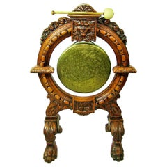 19th Century French Provincial Dinner Gong