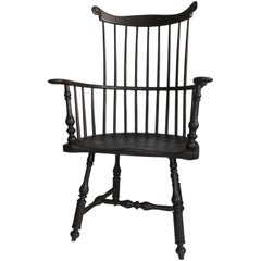 18th Century Reproduction of a Butterfly Windsor Chair