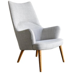 "Hans Wegner AP-27 ""Mama"" Bear Chair"