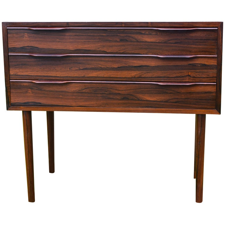 Danish Rosewood Chest, 1960s