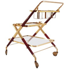 Trolley by Cesare Lacca, Italy, 1950s