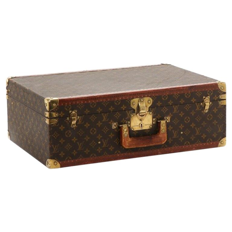 Louis Vuitton Suitcase or Trunk, Monogram Canvas