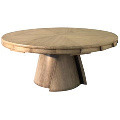 Nautilus Inspired Expanding Table
