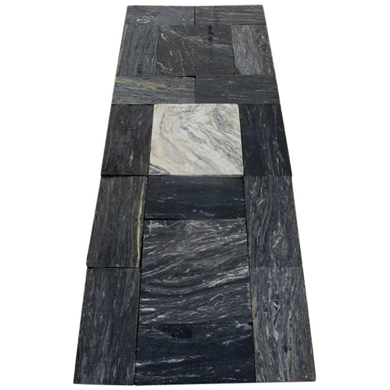 Beautiful Old Natural Stone Floortiles For Sale At 1stdibs
