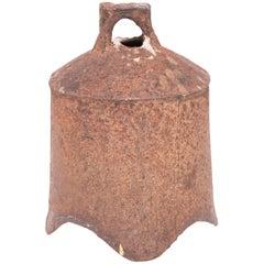 19th Century Chinese Iron Bell