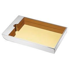 Puiforcat Bureau D'architecte Paper Tray by Joseph Dirand