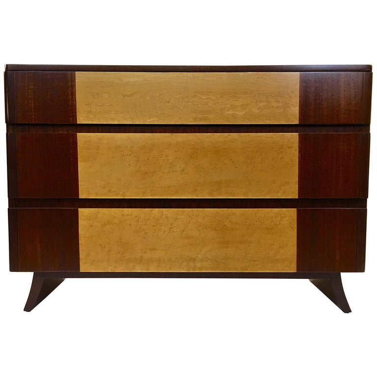 American Art Deco Chest of Drawers by R-Way For Sale