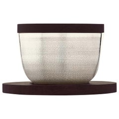 Puiforcat Jacaranda Medium Silver Plated Spice Bowl