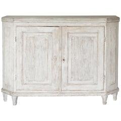 Vintage Swedish Gustavian Cabinet