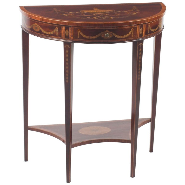 Antique Console Tables 19th Century For Sale