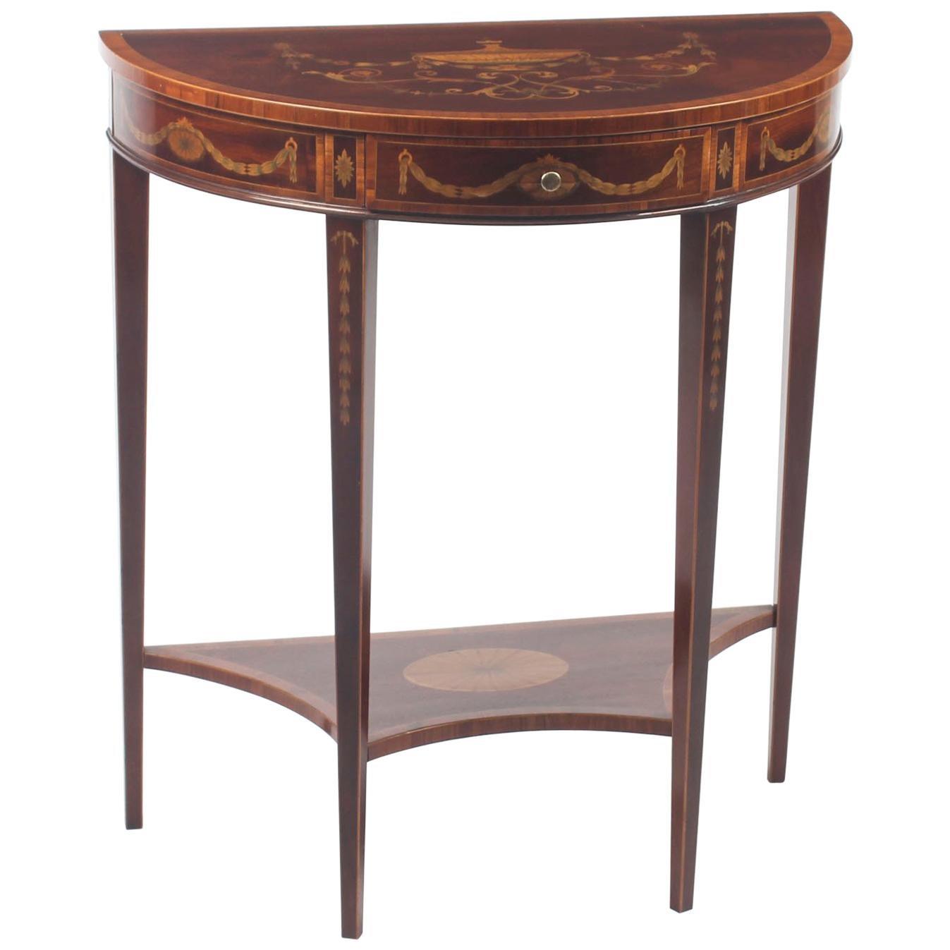Antique Console Tables 19th Century
