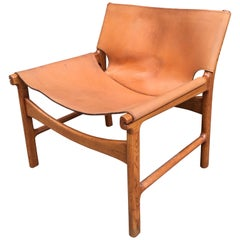 Illum Wikkelso Lounge Chair Model 103