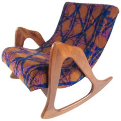 Adrian Pearsall Rocking Chair by Craft Associates