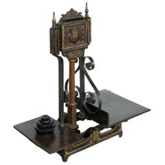 Antique English Avery Balance Scale