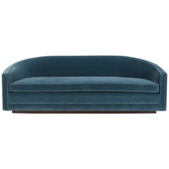 Dunbar Rounded Back Sofa by Edward Wormley