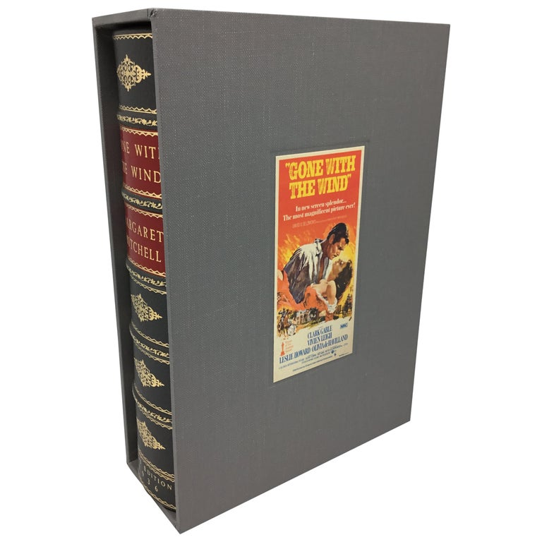 Gone with the Wind, First Edition, First Printing in Leather, circa 1936