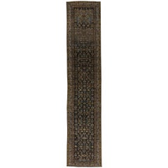 Antique Wide Malayer Runner