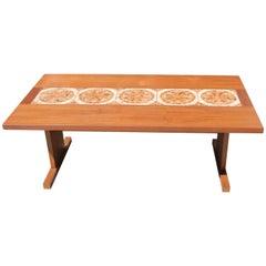 Scandinavian Tile Coffee Table