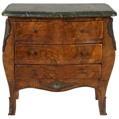 Miniature Antiques Salesman's Sample French Louis 15th Style Chest