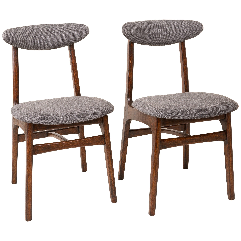 Set of Six 20th Century Rajmund Halas Chairs, 1960s