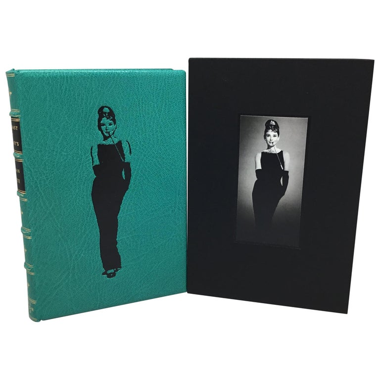 Breakfast at Tiffany's by Truman Capote, First Edition in Leather, 1958