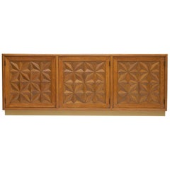 Hollywood Regency Henredon Town and Country Credenza