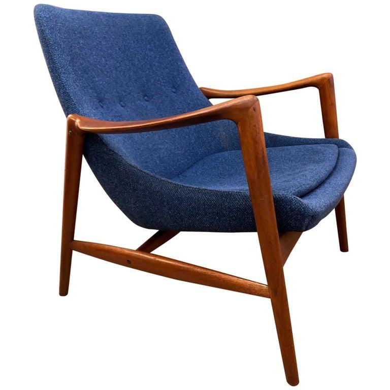 IB Kofod-Larsen Style Lounge Chair