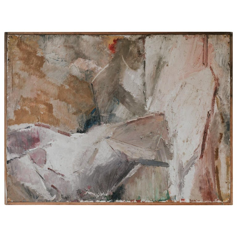 20th Century Abstract Painting For Sale