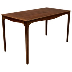 Coffee Table in Rosewood by Ole Wanscher and A. J. Iversen, 1960s