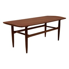 Coffee Table in Teak of Danish Design, Manufactured by Jason Furniture, 1960s
