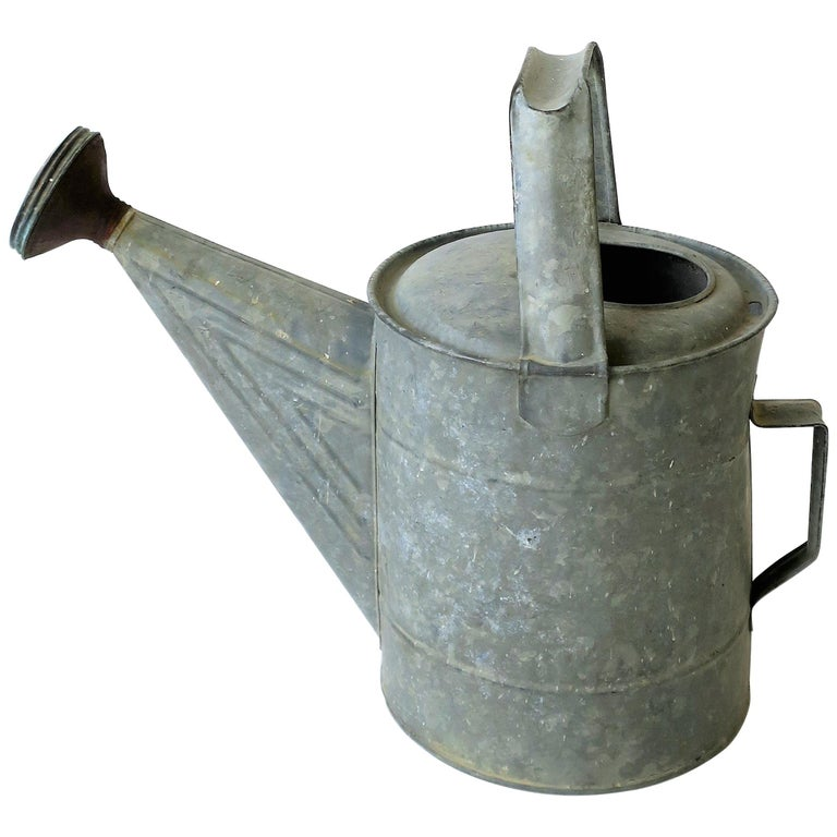 Vintage Watering Can For Sale