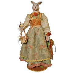 Store Display Bunny Rabbit Doll