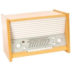 Braun G-11/62 Tube Radio, Dieter Rams, 1957