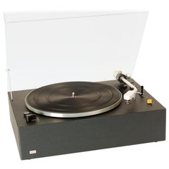 Braun PSQ 500 Quadro Turntable Designed by Dieter Rams, 1960s