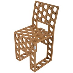 Kapuya-Hime Bamboo Chair by Lotte van Laatum
