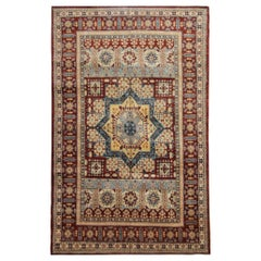 Area Colorful Persian Style Rugs, Living Room Rugs with Persian Rugs, Zeigler D