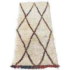 Vintage Moroccan Middle Atlas Rug