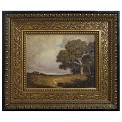 Impressionist California Landscape Painting by Charles C. Judson