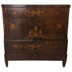 Empire Dresser 1810