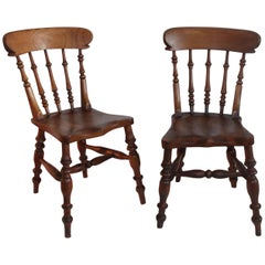 19th Century English Side Chairs
