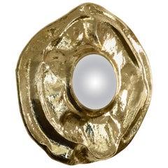 Angra Mirror in Casted Brass by Boca do Lobo