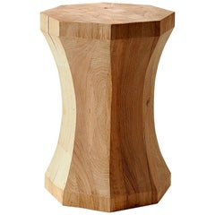 Thompson Stool in Oak Wood by Boca do Lobo