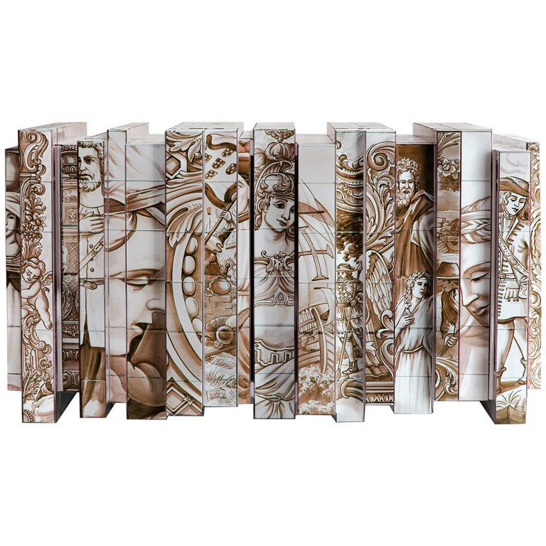 Heritage Sideboard by Boca Do Lobo For Sale at 1stdibs