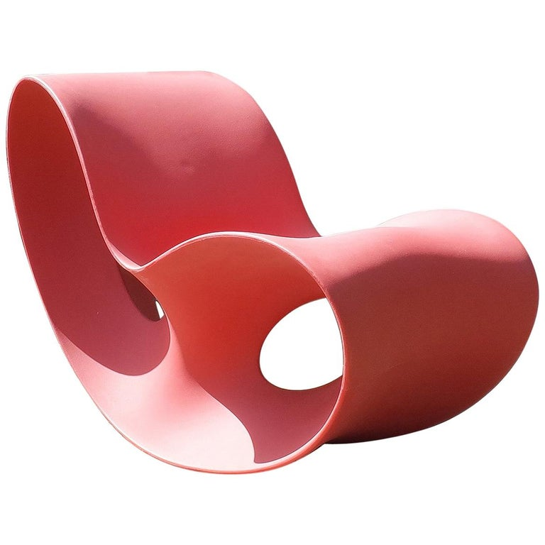 Moroso Glider Sofa By Ron Arad With Or Without Rocking