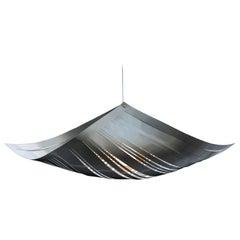 Contemporary Large Metal Pendant Lamp by Andrea Macruz