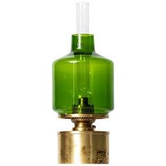 Hans-Agne Jakobsson Oil Lamp Model L-47 by Hans-Agne Jakobsson in Sweden