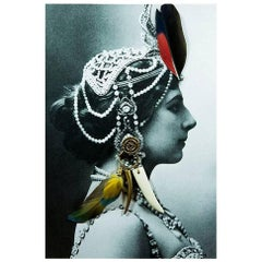 Mata Hari, Large Contemporary Color Photograph, 2018